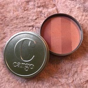 Gently used cargo cosmetics blush